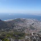 Tag 21: Von den Cedarbergen  nach Kapstadt